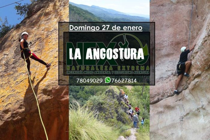 La Angostura – Full day 27 de enero